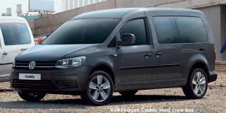 Volkswagen Caddy - Image credit: © 2019 duoporta. Generic Image shown.