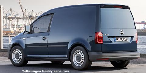 Volkswagen Caddy 2.0TDI panel van - Image credit: © 2019 duoporta. Generic Image shown.