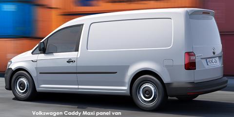Volkswagen Caddy Maxi 2.0TDI panel van auto - Image credit: © 2019 duoporta. Generic Image shown.