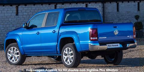 Volkswagen Amarok 2.0BiTDI double cab Highline auto - Image credit: © 2018 duoporta. Generic Image shown.