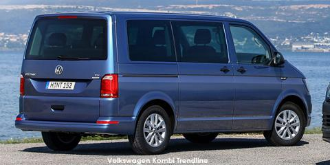 Volkswagen Kombi 2.0TDI SWB Trendline - Image credit: © 2019 duoporta. Generic Image shown.