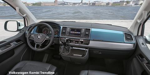 Volkswagen Kombi 2.0TDI SWB Trendline auto - Image credit: © 2018 duoporta. Generic Image shown.