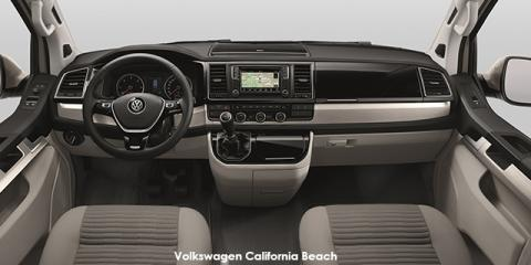 Volkswagen California Beach 2.0TDI 4Motion - Image credit: © 2019 duoporta. Generic Image shown.