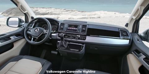 Volkswagen Caravelle 2.0BiTDI Highline - Image credit: © 2019 duoporta. Generic Image shown.