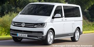Volkswagen Caravelle - Image credit: © 2019 duoporta. Generic Image shown.