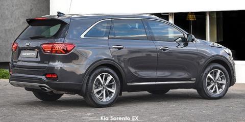 Kia Sorento 2.2CRDi AWD EX - Image credit: © 2021 duoporta. Generic Image shown.