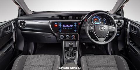 Toyota Auris 1.6 Xi - Image credit: © 2019 duoporta. Generic Image shown.