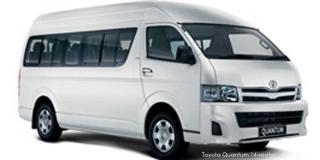 Toyota Quantum - Image credit: © 2019 duoporta. Generic Image shown.