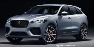 Jaguar F-Pace - Image credit: © 2019 duoporta. Generic Image shown.