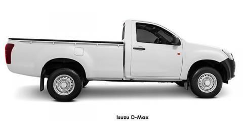 Isuzu D-Max 250 Fleetside - Image credit: © 2020 duoporta. Generic Image shown.