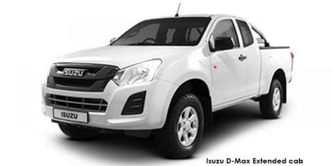 Isuzu D-Max 2.5 TD Extended cab Hi-Rider - Image credit: © 2019 duoporta. Generic Image shown.