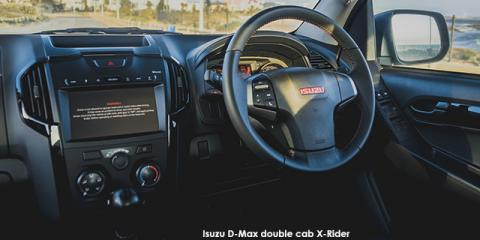 Isuzu D-Max 250 double cab 4x4 X-Rider - Image credit: © 2020 duoporta. Generic Image shown.