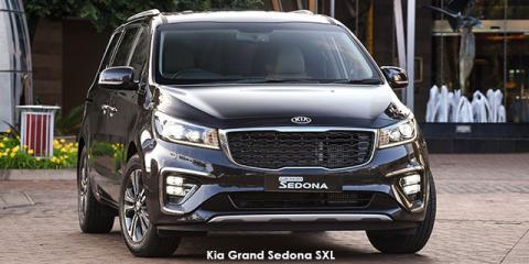 Kia Grand Sedona 2.2CRDi EX+ - Image credit: © 2018 duoporta. Generic Image shown.