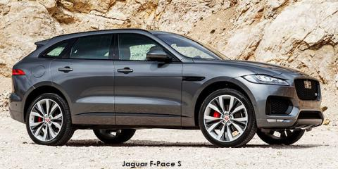 Jaguar F-Pace 35t AWD S - Image credit: © 2018 duoporta. Generic Image shown.