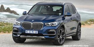 BMW X5 - Image credit: © 2019 duoporta. Generic Image shown.