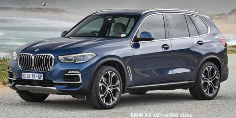 BMW X5 xDrive30d - Image credit: © 2020 duoporta. Generic Image shown.