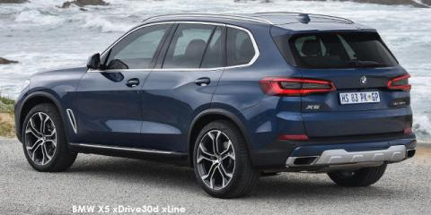 BMW X5 xDrive30d - Image credit: © 2019 duoporta. Generic Image shown.