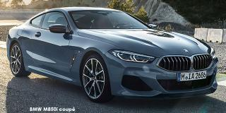 BMW 8 Series - Image credit: © 2019 duoporta. Generic Image shown.