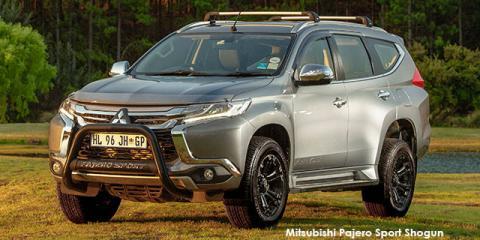 Mitsubishi Pajero Sport 2.4 D4 4x4 Shogun - Image credit: © 2019 duoporta. Generic Image shown.