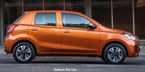 Datsun Go 1.2 Mid - Image credit: © 2018 duoporta. Generic Image shown.