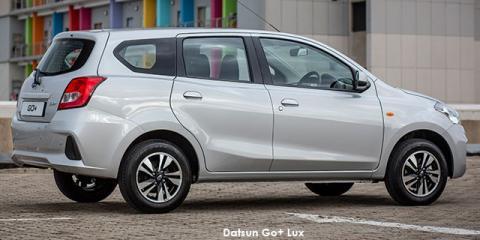 Datsun Go+ 1.2 Mid - Image credit: © 2018 duoporta. Generic Image shown.