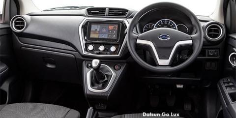 Datsun Go+ 1.2 panel van - Image credit: © 2019 duoporta. Generic Image shown.