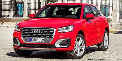Audi Q2 35TFSI sport - Image credit: © 2020 duoporta. Generic Image shown.