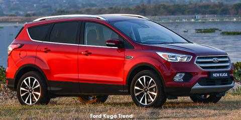 Ford Kuga 1.5TDCi Trend - Image credit: © 2019 duoporta. Generic Image shown.