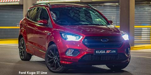 Ford Kuga 2.0T AWD ST Line - Image credit: © 2020 duoporta. Generic Image shown.