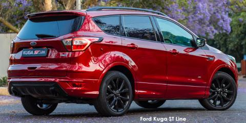 New Ford Kuga 2 0tdci Awd St Line Up To R 61 900 Discount