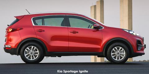 Kia Sportage 1.6GDI Ignite - Image credit: © 2018 duoporta. Generic Image shown.