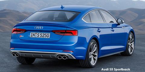 Audi S5 Sportback quattro - Image credit: © 2020 duoporta. Generic Image shown.
