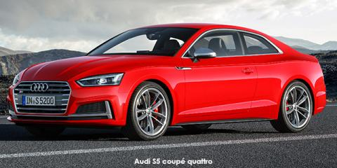 Audi S5 coupe quattro - Image credit: © 2020 duoporta. Generic Image shown.