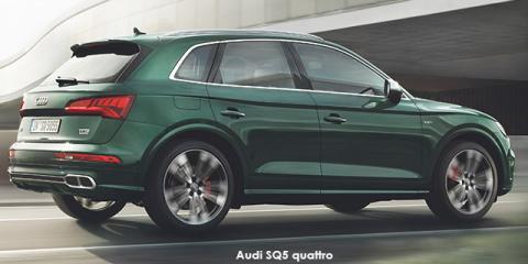 Audi SQ5 TFSI quattro - Image credit: © 2019 duoporta. Generic Image shown.