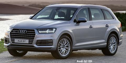 Audi Q7 45TDI quattro - Image credit: © 2019 duoporta. Generic Image shown.