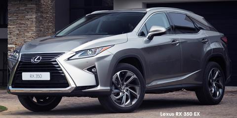 Lexus RX 350 EX - Image credit: © 2019 duoporta. Generic Image shown.