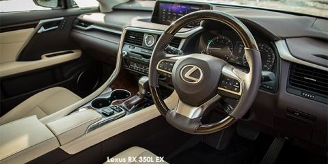 Lexus RX 350L EX - Image credit: © 2018 duoporta. Generic Image shown.