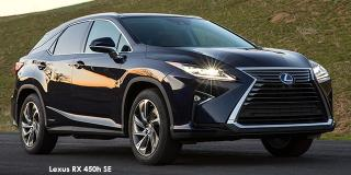 Lexus RX - Image credit: © 2019 duoporta. Generic Image shown.