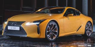 Lexus LC - Image credit: © 2019 duoporta. Generic Image shown.