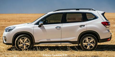 Subaru Forester 2.0i-L ES - Image credit: © 2020 duoporta. Generic Image shown.