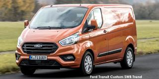 Ford Transit Custom - Image credit: © 2019 duoporta. Generic Image shown.
