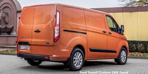Ford Transit Custom Kombi Van 2.2TDCi LWB Ambiente - Image credit: © 2019 duoporta. Generic Image shown.