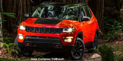 Jeep Compass 2.4 4x4 Trailhawk - Image credit: © 2019 duoporta. Generic Image shown.
