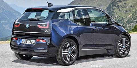 BMW i3 eDrive - Image credit: © 2019 duoporta. Generic Image shown.