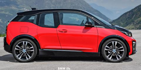 BMW i3s eDrive REx - Image credit: © 2020 duoporta. Generic Image shown.