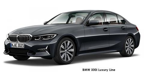 BMW 320d Luxury Line - Image credit: © 2019 duoporta. Generic Image shown.