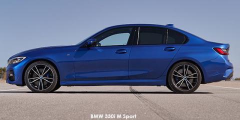 BMW 320d M Sport - Image credit: © 2019 duoporta. Generic Image shown.