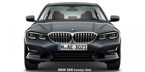 BMW 330i Luxury Line - Image credit: © 2019 duoporta. Generic Image shown.
