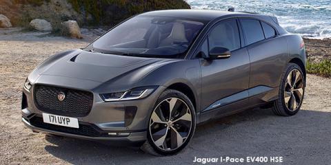 Jaguar I-Pace EV400 AWD HSE - Image credit: © 2019 duoporta. Generic Image shown.