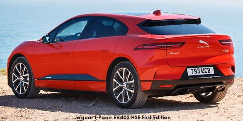 Jaguar I-Pace EV400 AWD HSE First Edition - Image credit: © 2019 duoporta. Generic Image shown.